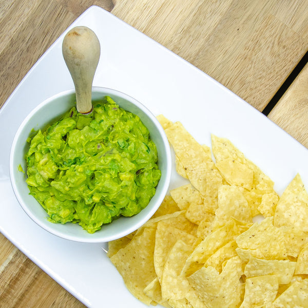 Guac Recipe from FR & Co Lifestyle Blog