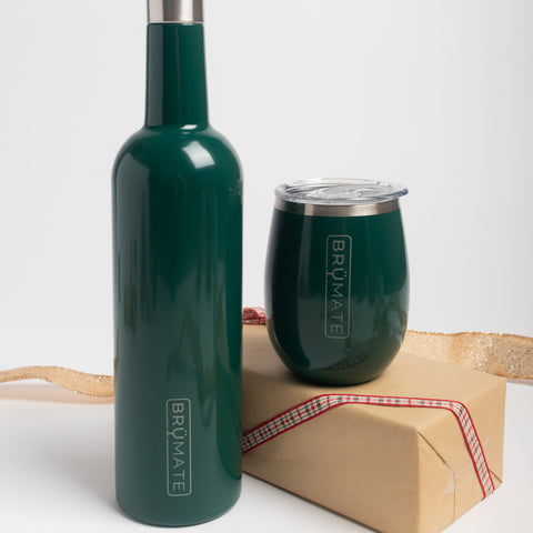 Wine Tumbler and Wine Canteen