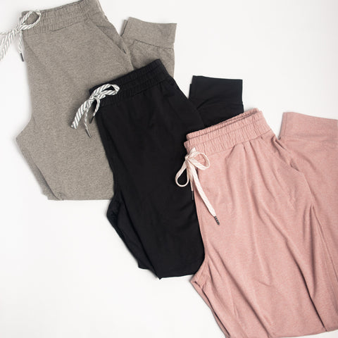 Lounging Joggers
