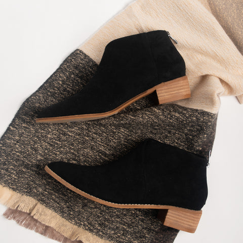 Bootie and Scarf