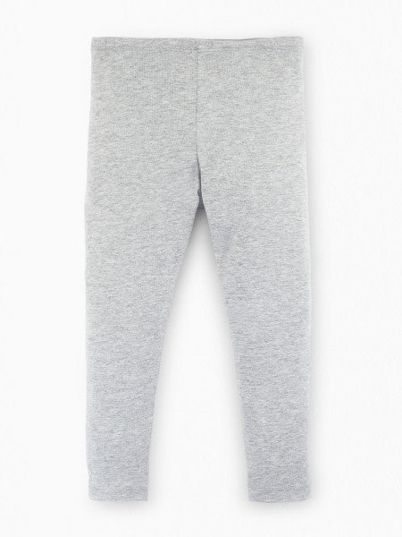 Classic Baby Leggings in Grey