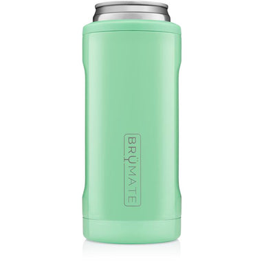 12oz Slim Can Cooler - Seafoam