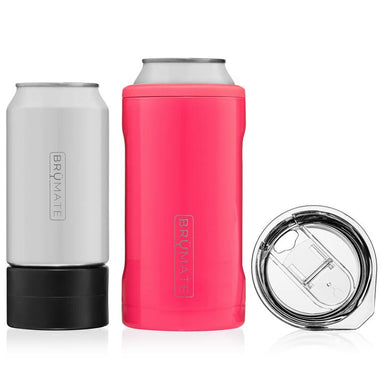 3-in-1 Beer Cooler - Neon Pink