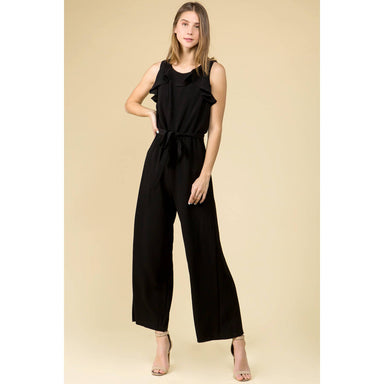 Marie Ruffle Jumpsuit