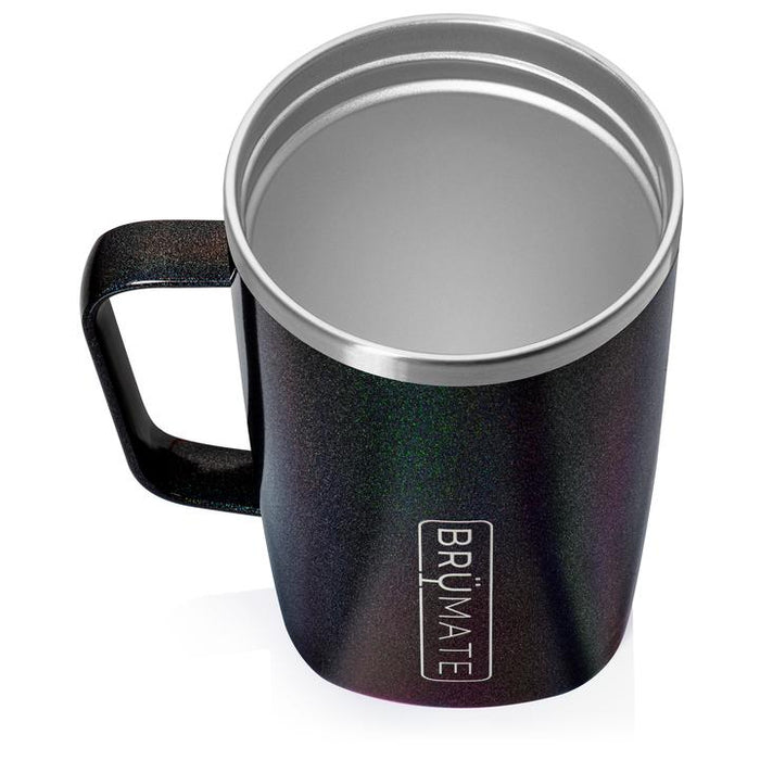 Toddy Insulated Mug - 16oz - Glitter Charcoal