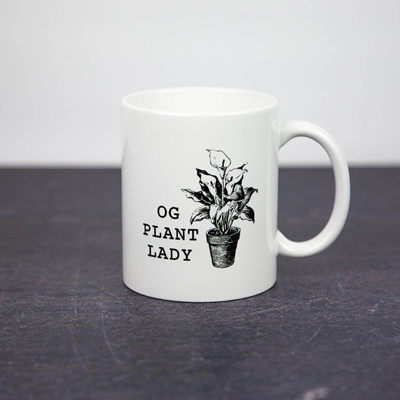 OG Plant Lady | Coffee Mug