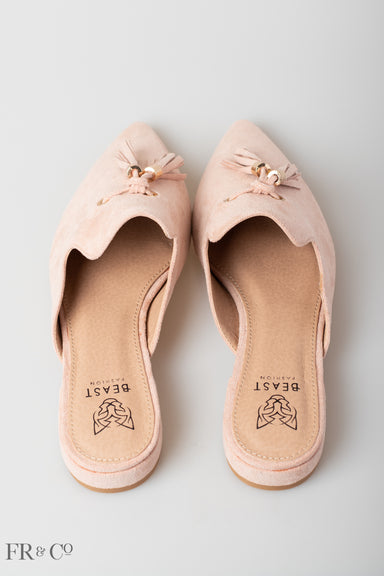 Munich Loafer - Blush