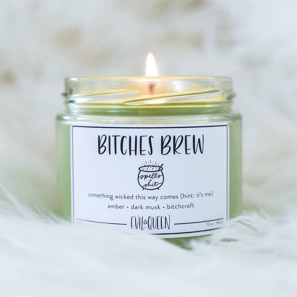 Bitches Brew Candle
