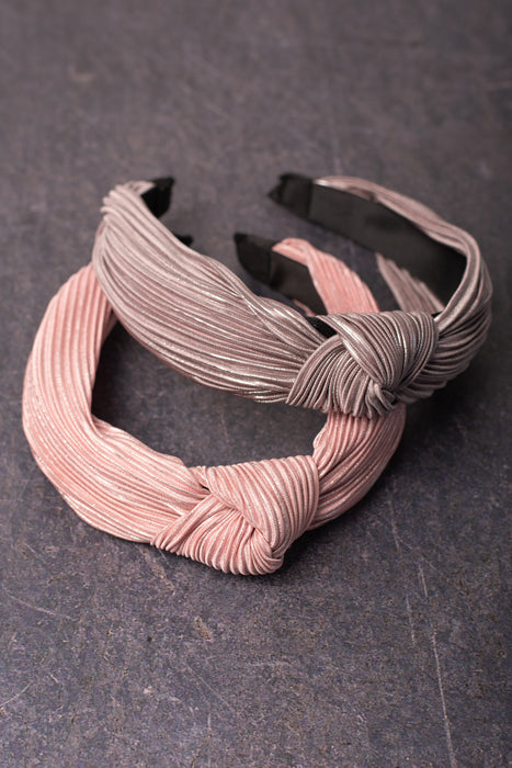 Metallic Headbands