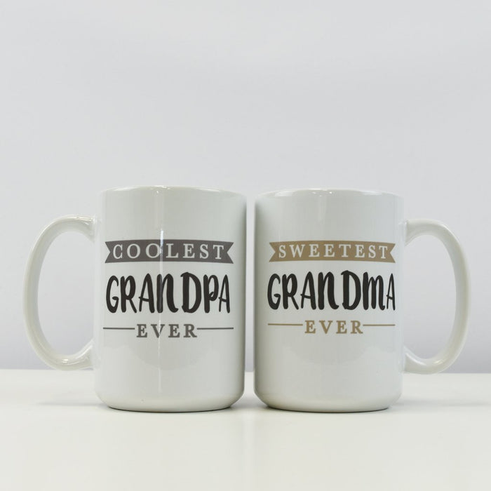 Coolest Grandpa | 15 oz Coffee Mug