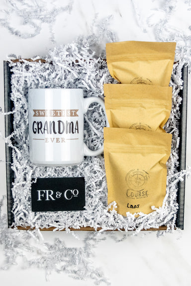 Sweetest Grandma/Nana Gift Box