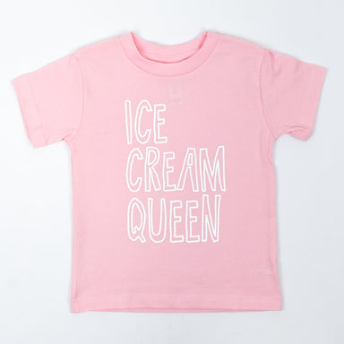 Ice Cream Queen Tee