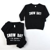 Snow Day! - Kids Sweatshirt