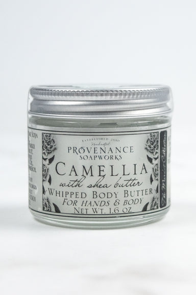 Camellia Whipped Body Butter