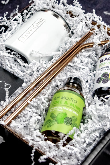 Sip and Shop Gift Box