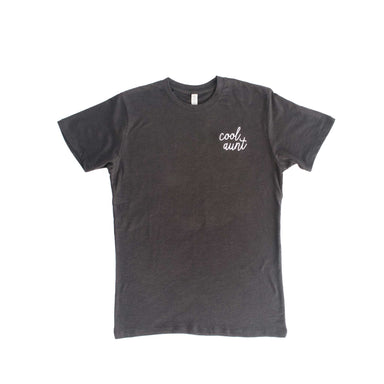 Cool Aunt Embroidered Tee