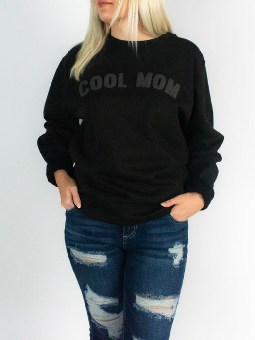 Cool Mom Collegiate Sweatshirt