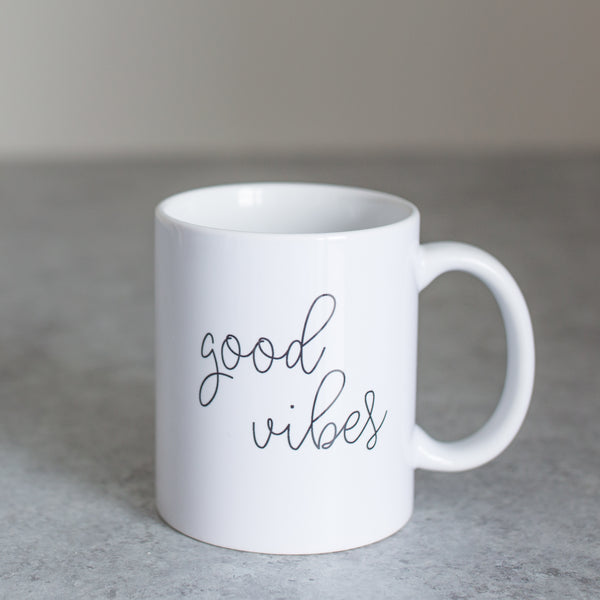 Good Vibes | Coffee Mug