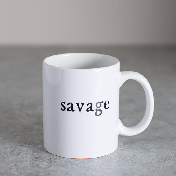 Savage | Coffee Mug