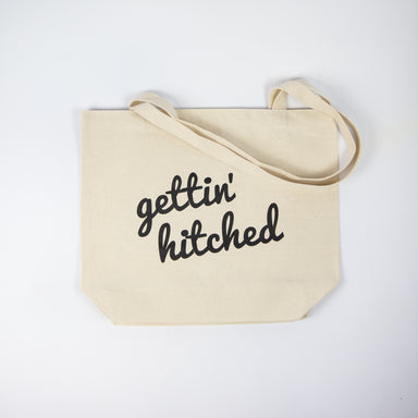 Gettin' Hitched Tote Bag