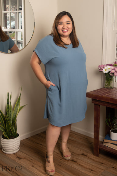 Chloe Dress - Plus Size