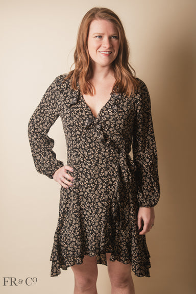 Rosie Wrap Dress