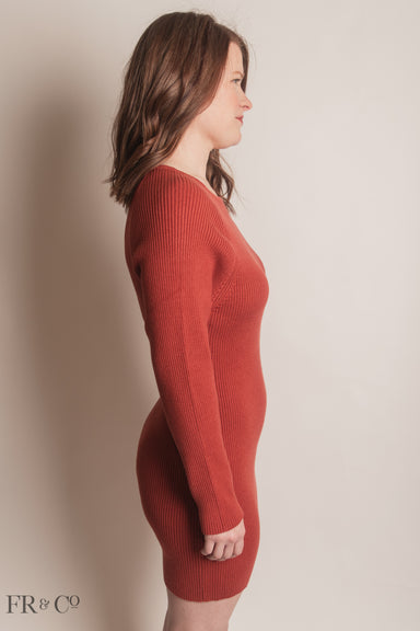 Clay Sweater Dress