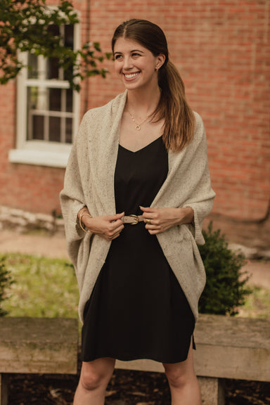 Draper Sweater Cardigan