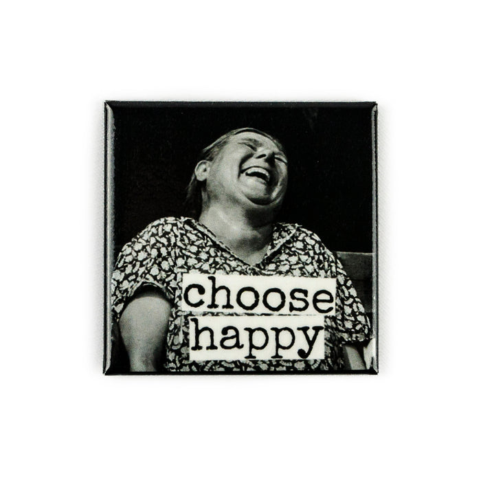 Choose Happy - Magnet