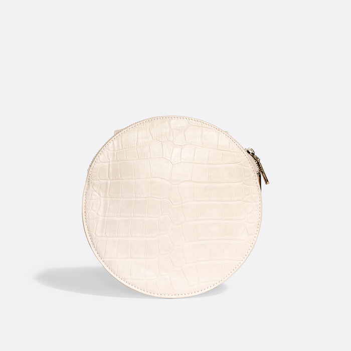 Circle Croc Vegan Crossbody