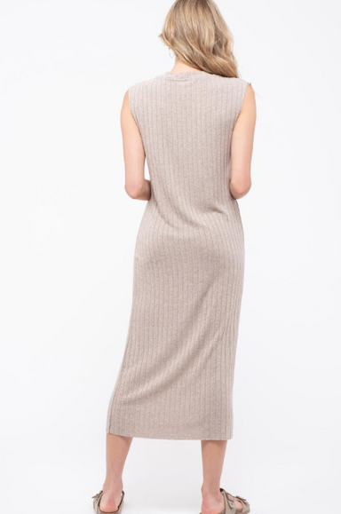 Roxanne Ribbed Dress