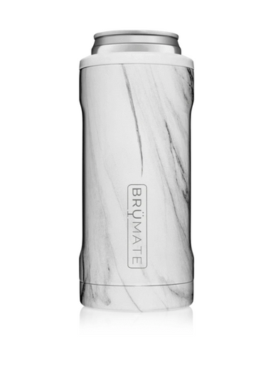 12oz Slim Can Cooler - Carrara