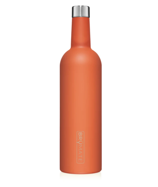 25oz Wine Canteen - Matte Clay