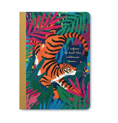 I Refuse to Dial the Wildness Down - Notebook