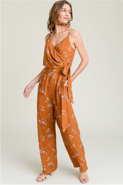 Amber Waves Jumpsuit