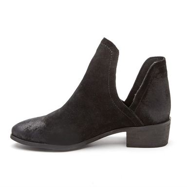 Pronto Black Ankle Boot