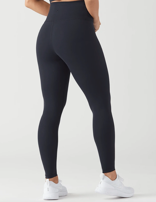 High Waist Pure Legging - Black