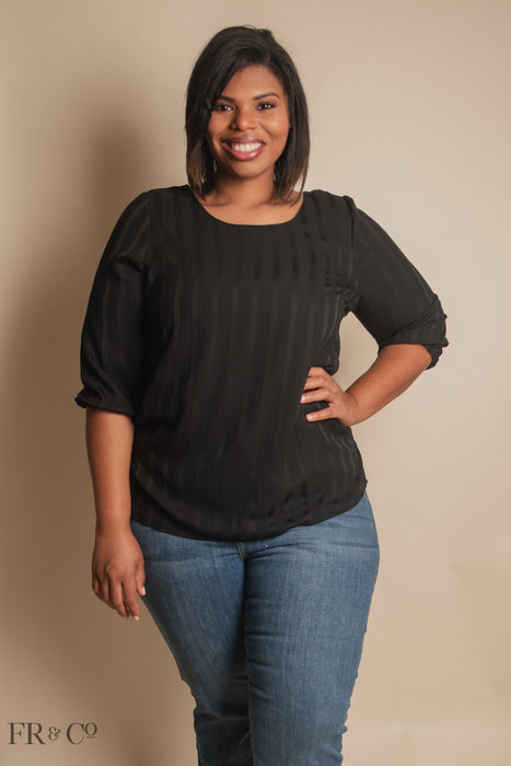 Emilia Top - Extended Size