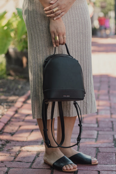 Cora Small Vegan Backpack