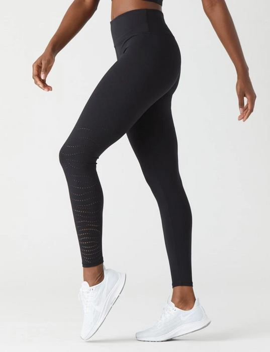 Fierce Legging with Laser Cut Detail