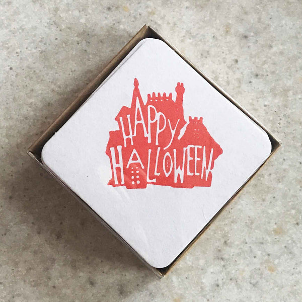 Happy Halloween Coasters - Set of 20