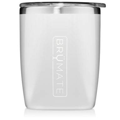 12 oz Rocks Tumbler Cup - Ice White