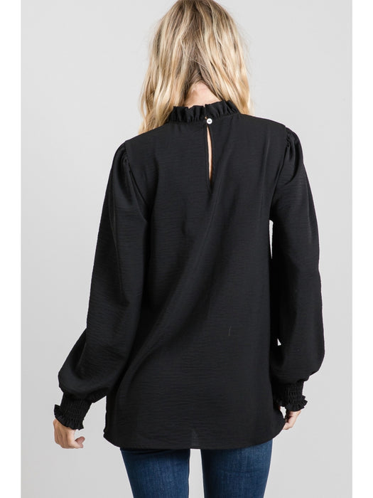 Leah Blouse - Black