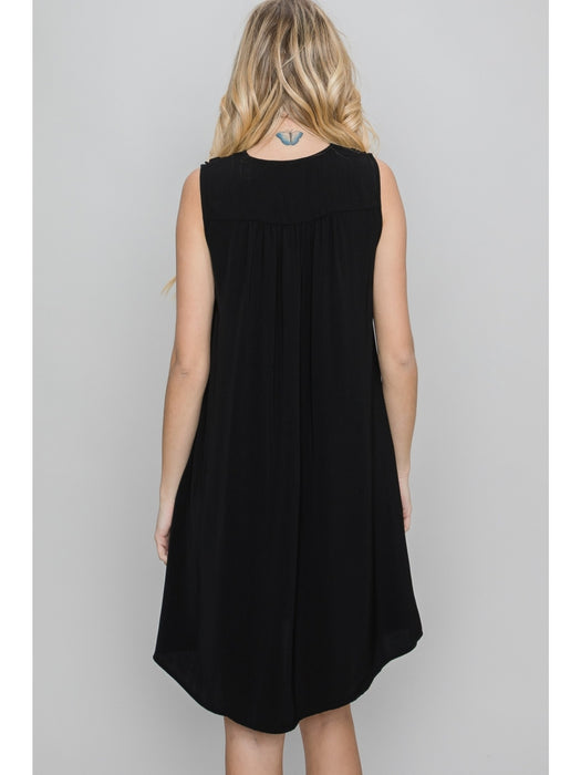 Addison Dress - Black