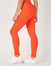 Coral Ribbed Legging