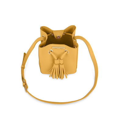 Blair Bucket Bag - Ochre