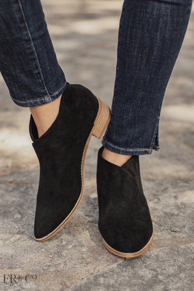 Madrid Bootie - Black