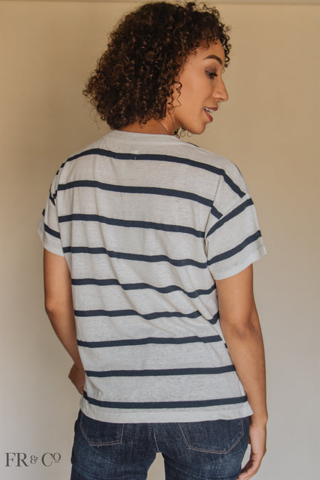 Sophia Striped Shirt