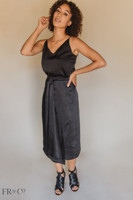 Demi Wrap Skirt