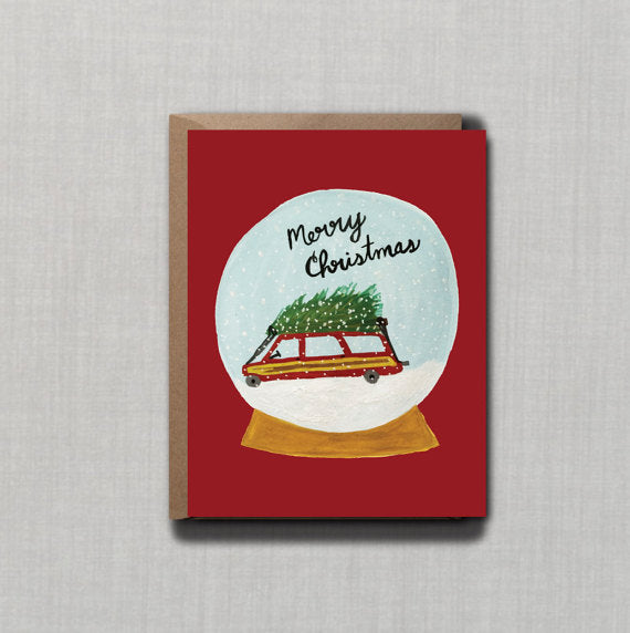 Merry Christmas Box Set of 10 Cards